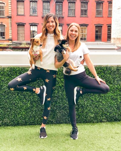 Dog Yoga & Yappy Hour: A Recap of My First Charity Event