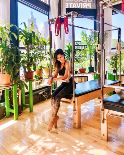 10 Instagrammable Fitness Studios in NYC
