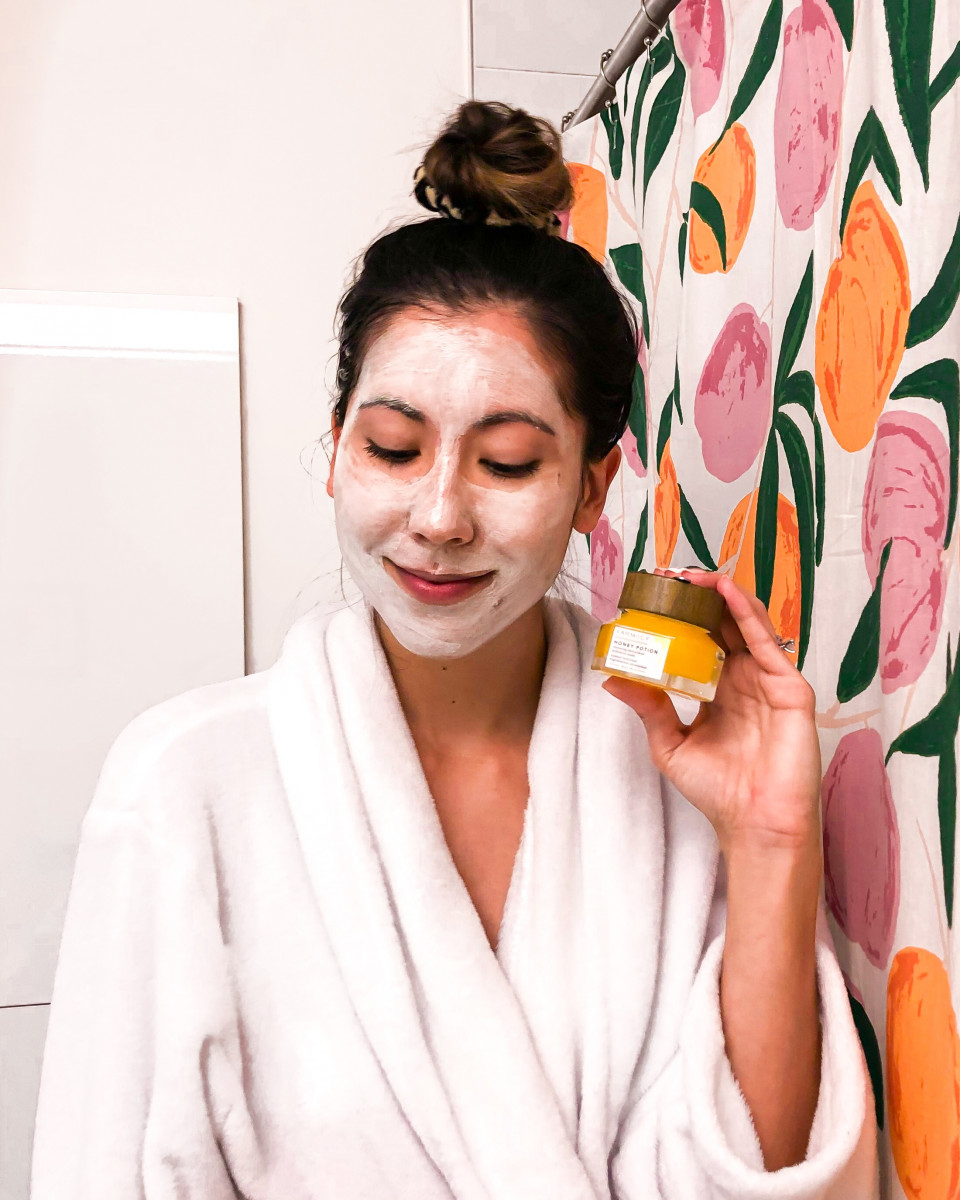 FARMACY BEAUTY: non-toxic face masks