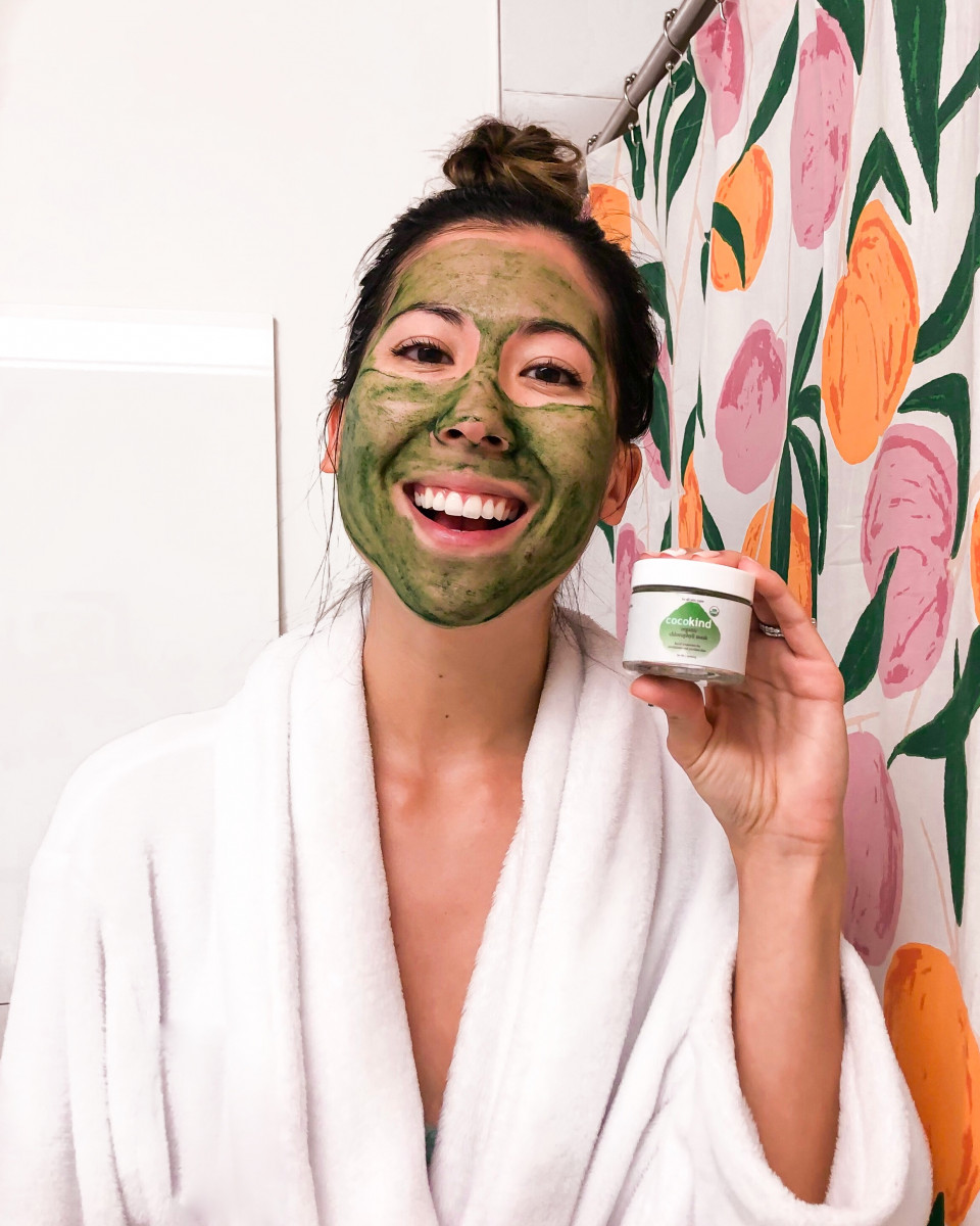 COCOKIND: non-toxic face masks