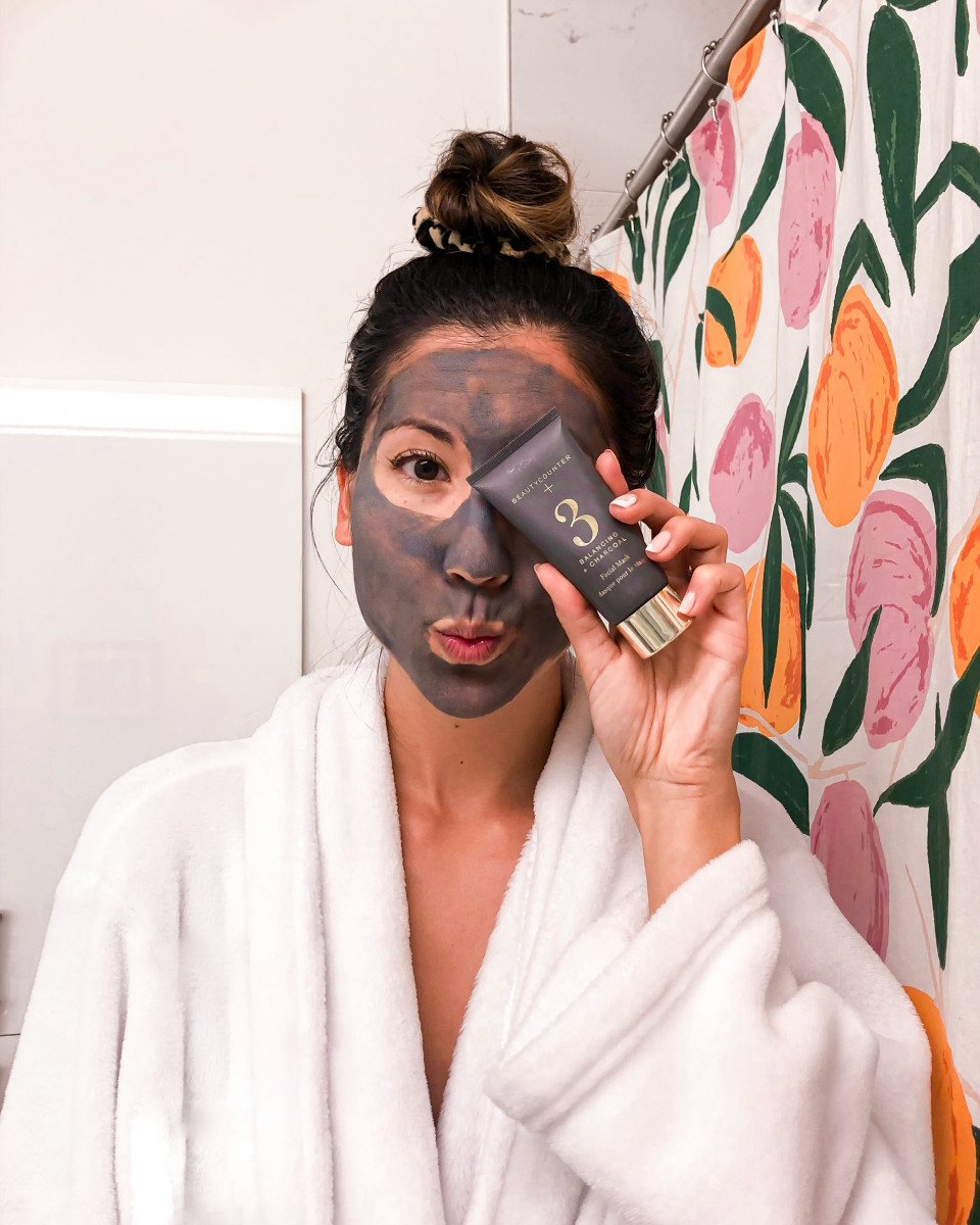 BEAUTYCOUNTER: non-toxic face masks