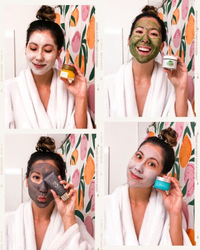 My Favorite Non-Toxic Face Masks For Beautiful Skin