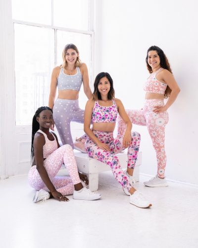 The Headstands and Heels Activewear Collection is Here!