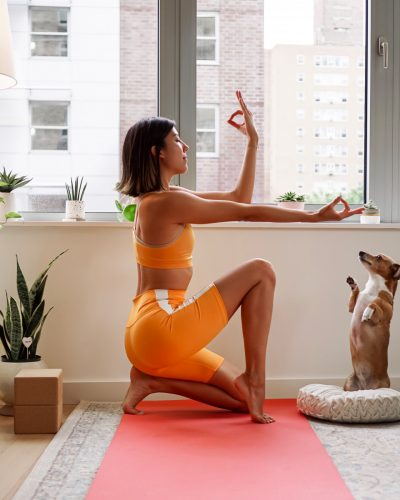 How to Enhance Your Home Yoga Practice