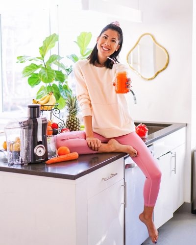 3 Simple, Healthy Juice Recipes I'm Loving Lately