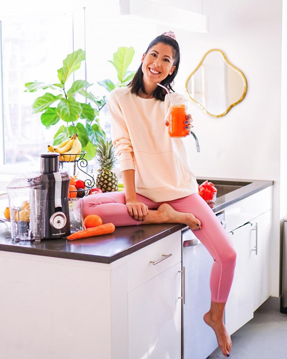 3 Simple, Healthy Juice Recipes I'm Loving Lately