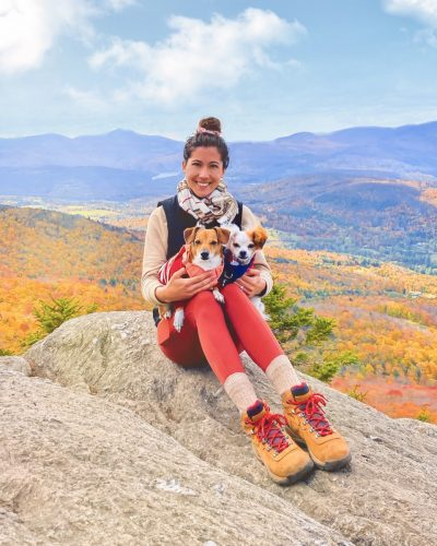 A Dog Friendly Fall Getaway in Stowe, Vermont
